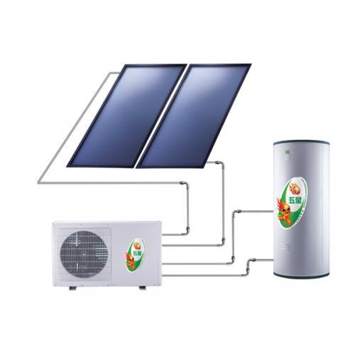 太阳能热泵热水器