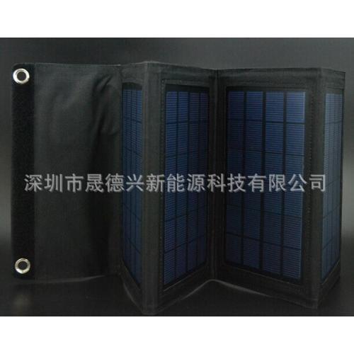 12W太阳能折叠包