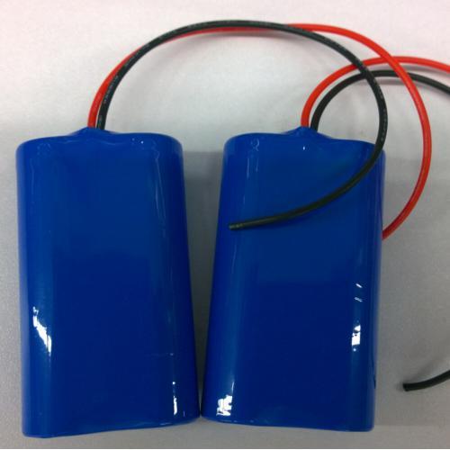 锂电池组(4400mah3.7v)图片