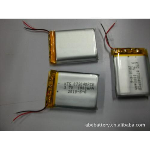 聚合物环保动力电池