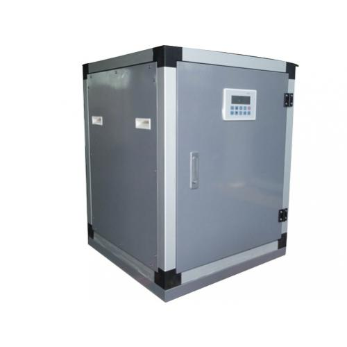 家用水源熱泵采暖機