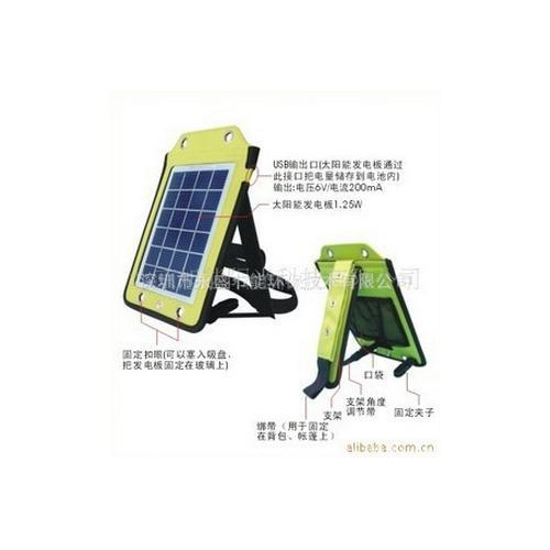 多晶硅便携式太阳能充电器
