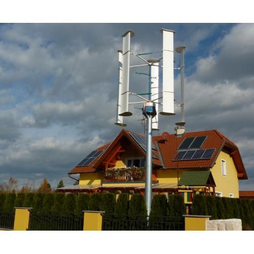 垂直轴风力发电机 3kw