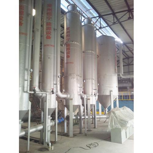 6吨木屑气化发电集中供气系统