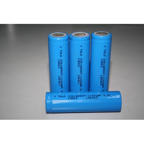 磷酸铁锂1100mAh锂电池
