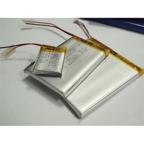 大容量高倍率聚合物锂电池