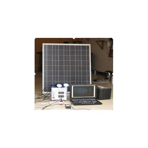 200W太阳能发电系统