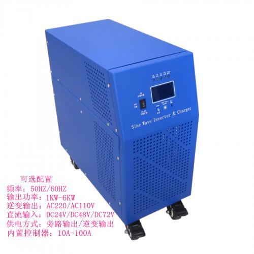 太阳能逆控一体机 1KW-6KW