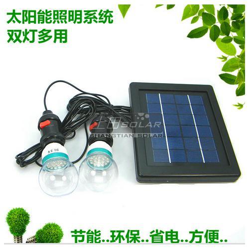 太阳能节能灯