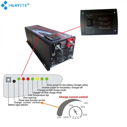 3KW離網逆變器帶MPPT充放電控制器