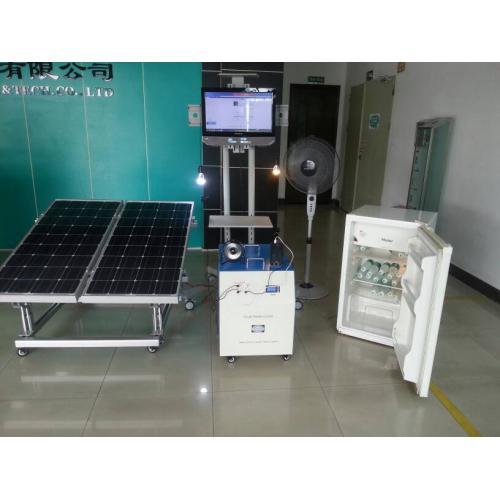 500W家用离网型太阳能发电系统