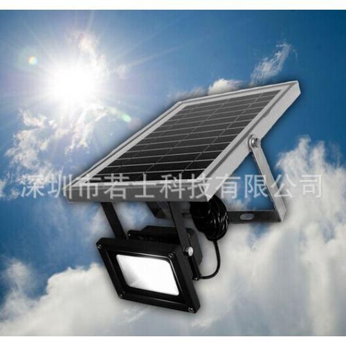6W太阳能泛光灯