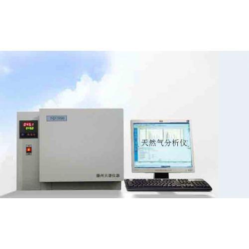 天然气常量气相色谱分析仪