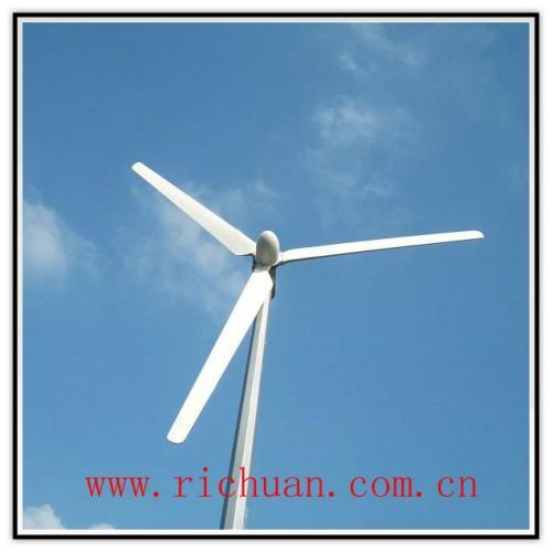 水平风力发电机组