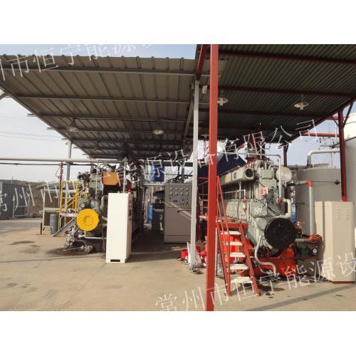 新农村秸秆集中供气系统