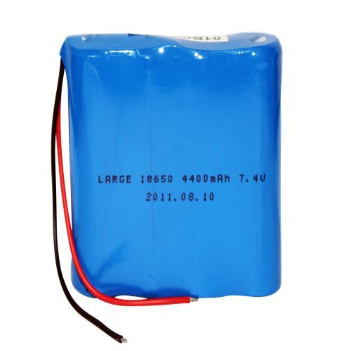 三元锂离子电池