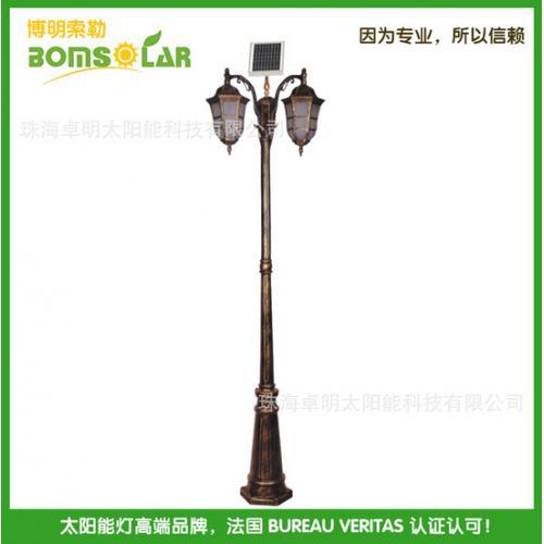 LED太阳能道路灯
