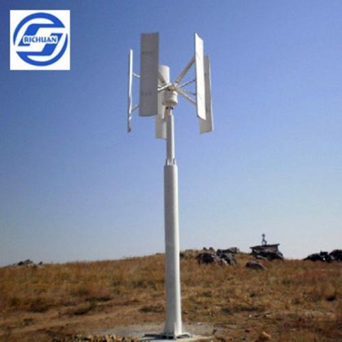 1kw垂直轴风力发电机
