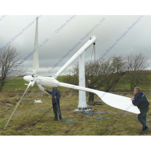 水平轴30kw永磁风力发电机