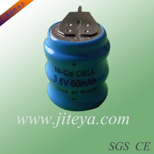 3.6V/B60镍氢充电电池