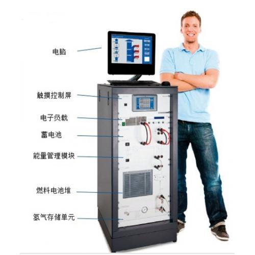 高級柜式燃料電池教學實驗設備