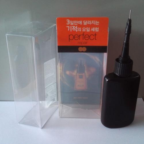 PET胶盒UV胶