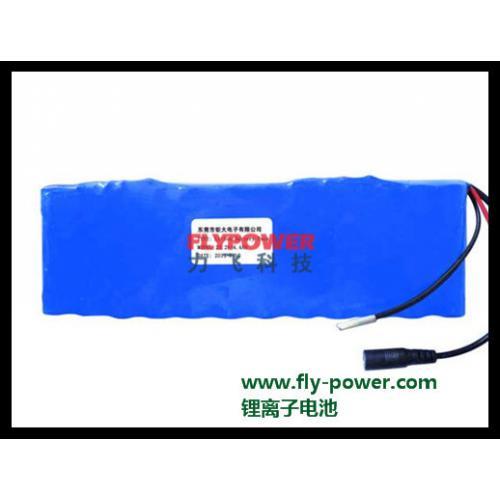 工业设备锂离子充电电池组