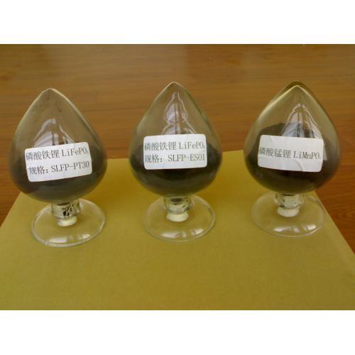 磷酸锰铁锂