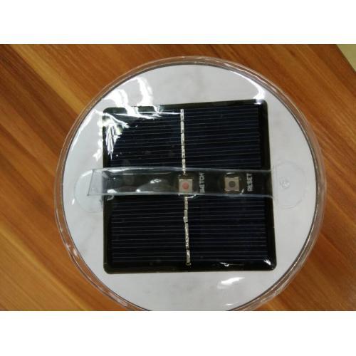 太阳能充气灯