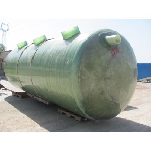 耐用型玻璃钢化粪池 环保型玻璃钢化粪池