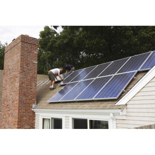 家用屋頂光伏發電系統