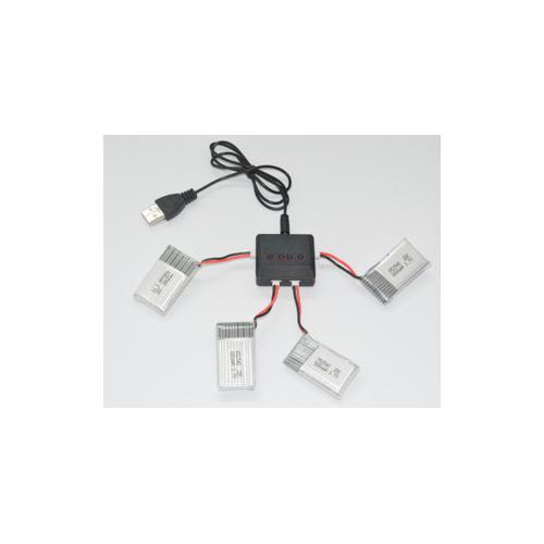 锂电池平衡充电器