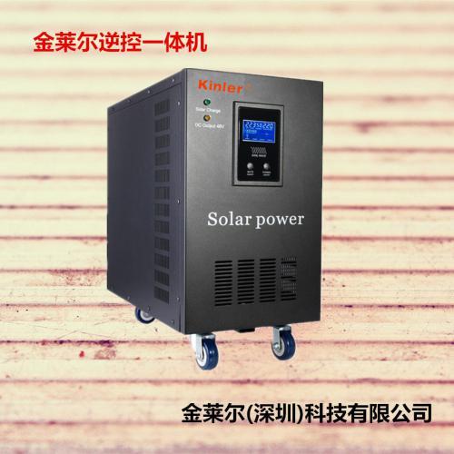 5KW太阳能逆控一体机