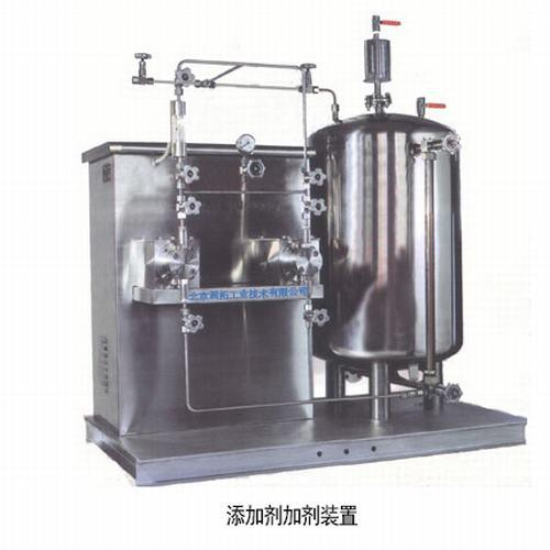 管道天然气增效剂气混设备