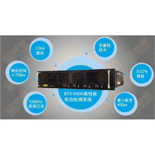 面向材料研究的高性能电池检测系统