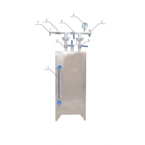 天然气无动力气剂混合设备