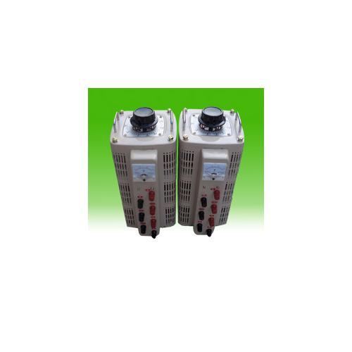 单、三相自耦接触式调压器