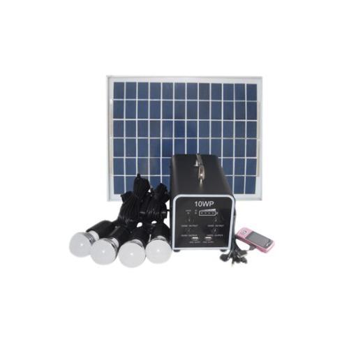 太阳能直流家用照明发电系统