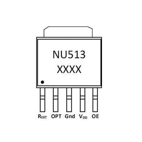 线性单通道大电流芯片