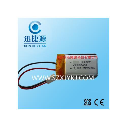 锂锰软包电池
