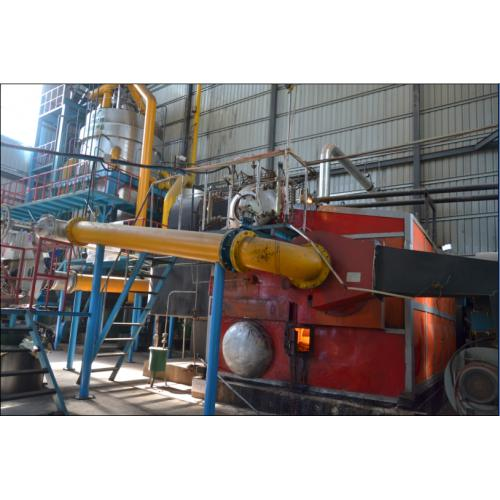 广东宝杰生物质气化供热系统生物质燃气生物质气化炉