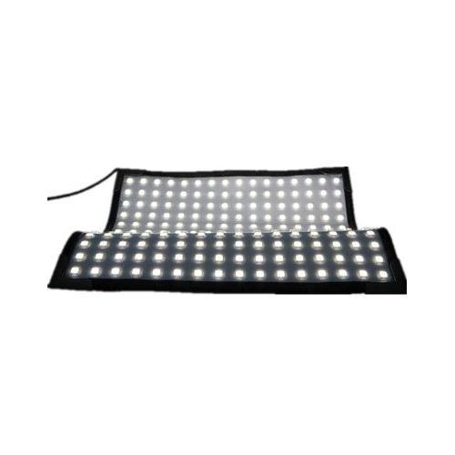 双色温软光屏防水LED可折叠便携摄影灯