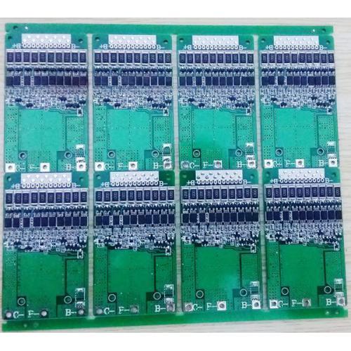 24V电动自行车锂电池保护板|7串动力电池保护板板