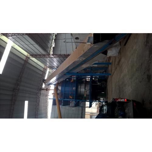广东宝杰生物质气化炉生物质气化