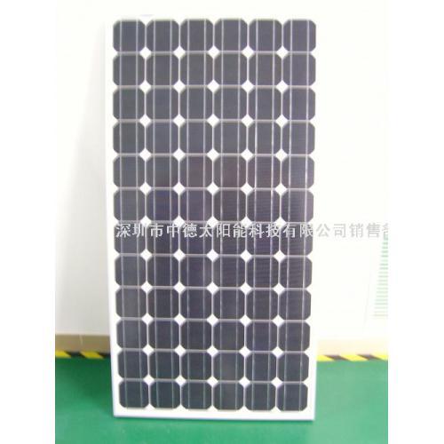 太阳能电池板80w