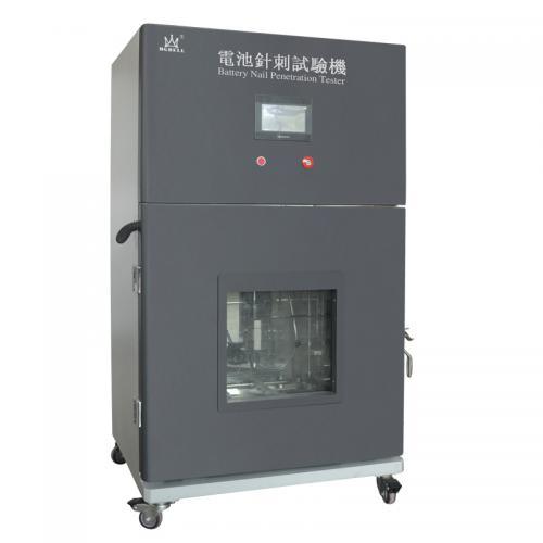 电能表用锂电池针刺试验机