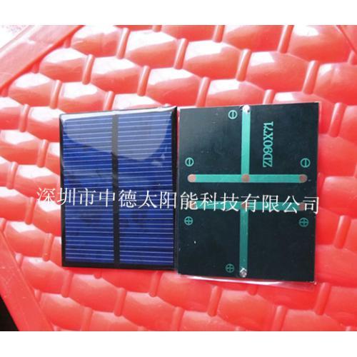 太陽能滴膠板,太陽能草坪燈充電板