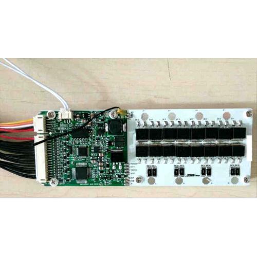 RS485_232_SMBUS_IIC_UART锂电池保护板
