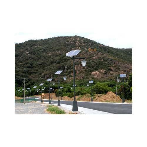 太阳能庭院灯花园小区灯户外景观灯