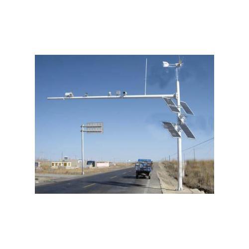 太阳能摄像机监控系统